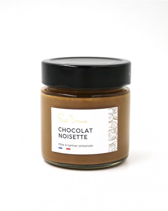 PÂTE A TARTINER - CHOCOLAT NOISETTE BOCUSE