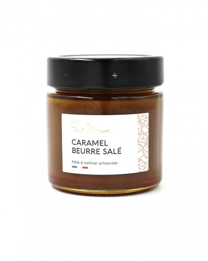 PÂTE A TARTINER - CARAMEL BEURRE SALE BOCUSE