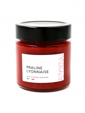 PÂTE A TARTINER - PRALINE ROSE BOCUSE