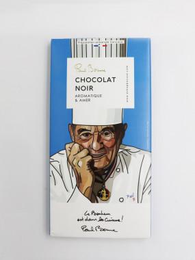 TABLETTE CHOCOLAT NOIR BOCUSE