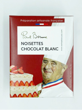 NOISETTES CHOCOLAT BLANC BOCUSE