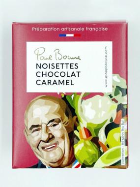 NOISETTES CHOCOLAT CARAMEL BOCUSE