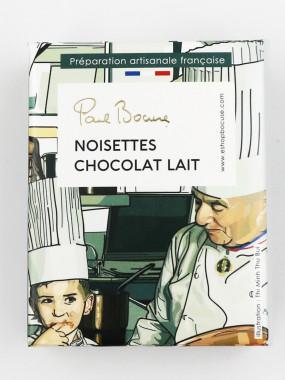NOISETTES CHOCOLAT LAIT BOCUSE