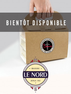 Esprit Brasserie - Coffret Le Nord Bocuse