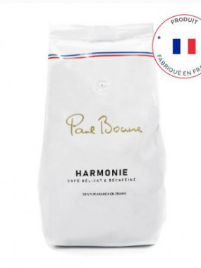 CAFE PAUL BOCUSE - HARMONIE DECAFEINE  - Grains 500g